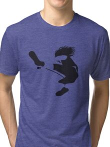 Keep on jumping Tri-blend T-Shirt
