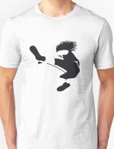Keep on jumping Unisex T-Shirt