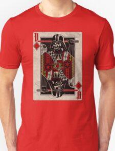 Darth Vader - Playing King Card T-Shirt