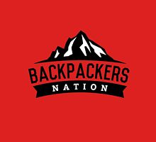BackPackers Nation Unisex T-Shirt