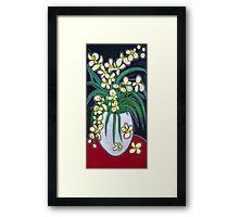 """""""Grassetto e Bella"""" Delicate Beauty Framed Print"""