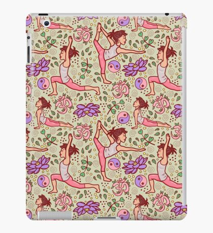 Yoga Bliss iPad Case/Skin