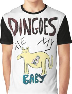 Dingoes ate my baby Graphic T-Shirt