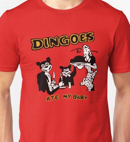 Dingo ate my baby Unisex T-Shirt