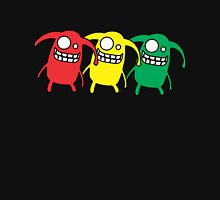 Monster : Red, Yellow, Green Monster Unisex T-Shirt