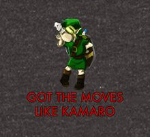 Legend of Zelda - Moves Like Kamaro  Unisex T-Shirt