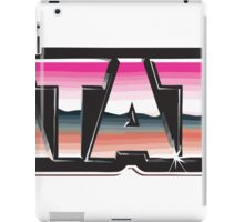 RATATAT iPad Case/Skin