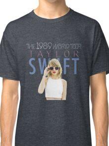 Taylor Swift 2016 Album Concert Tour 11 Classic T-Shirt