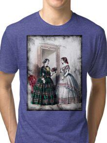 fASHIONABLE LADIES VINTAGE 64 Tri-blend T-Shirt
