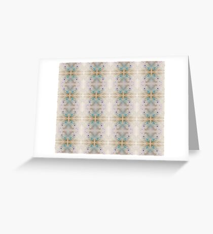 Elegant Ink Designs Butterfly pattern Greeting Card
