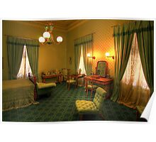 The Guest Room - Werribee Mansion Poster