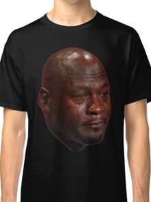 Crying Jordan Classic T-Shirt