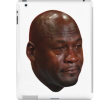 Crying Jordan iPad Case/Skin