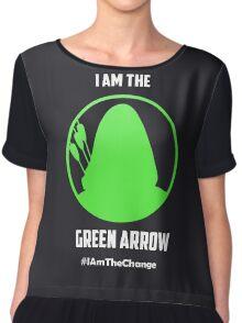 The Green Arrow Chiffon Top
