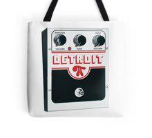 Detroit music Tote Bag