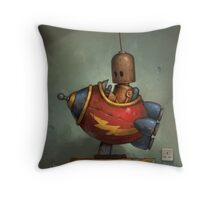 To Boldly Go Throw Pillow