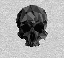 Origami Skull ( Desaturated ) Unisex T-Shirt