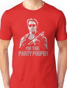 John Kimble Party Pooper Unisex T-Shirt