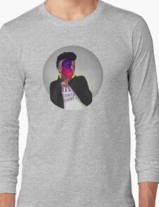 Galaxy Girl Long Sleeve T-Shirt