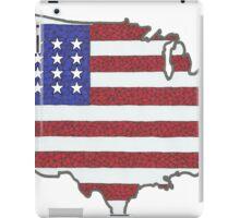 US Flag iPad Case/Skin