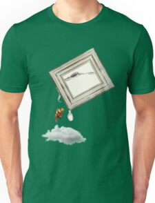 Think out of the frame  Unisex T-Shirt