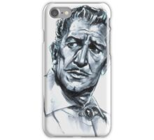 Vincent Price - The Raven iPhone Case/Skin