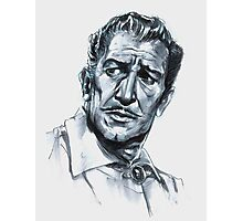 Vincent Price - The Raven Photographic Print