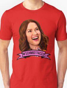 Get #schmidtfaced T-Shirt