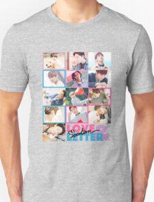 SEVENTEEN LOVE & LETTER T-Shirt