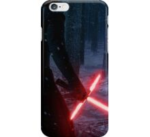 Star Wars Episode 7: The Force Awakens - Kylo Ren iPhone Case/Skin