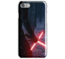 Star Wars Episode 7: The Force Awakens - Kylo Ren iPhone Case/Skin