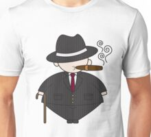 Big Dom in a Pinstripe Suit Unisex T-Shirt