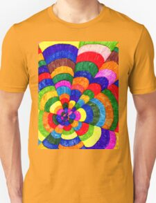 Stylized Art Background 2 T-Shirt
