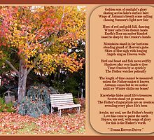 ~ The Father's Glory ~ by Donna Keevers Driver