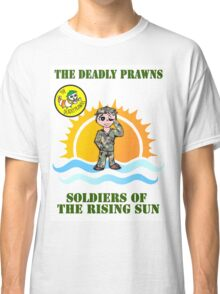The Deadly Prawns T-Shirt design Classic T-Shirt