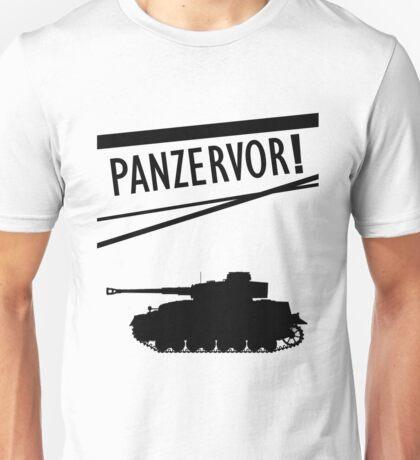 Panzervor! Unisex T-Shirt