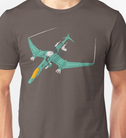 Teal Raynos Unisex T-Shirt