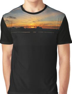 Sunset Sweetness Graphic T-Shirt