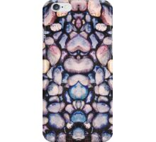 Mirrored Pebbles On Beach iPhone Case/Skin