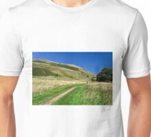 Broadlee-Bank Tor from The Pennine Way Unisex T-Shirt