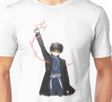 Fullmetal Alchemist - Roy Mustang Unisex T-Shirt
