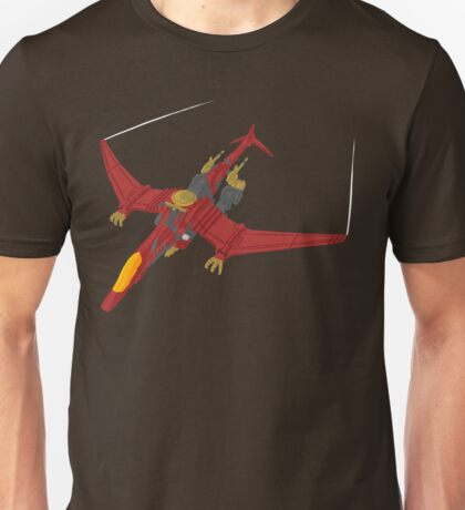 Red Raynos Unisex T-Shirt