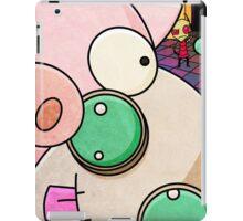 Gir and Pig iPad Case/Skin