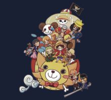 One Piece Kids Tee