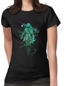 The Legend of Zelda - Link Womens Fitted T-Shirt