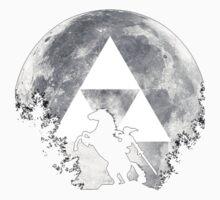 The Legend of Zelda - Link Kids Tee