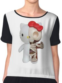 Hello Kitty - Anatomy Chiffon Top