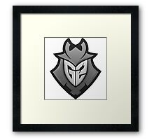 Gamer2 EU LCS 2016 Framed Print