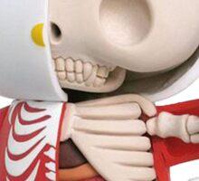 Hello Kitty V2 - Anatomy Sticker