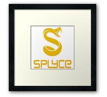 SPLYCE EU LCS Framed Print